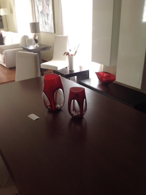ΔΙΑΚΟΣΜΗΤΙΚΑ RED GLASS VASES