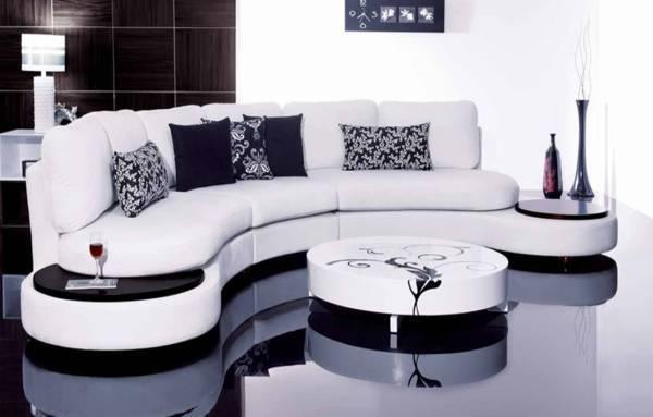 Γωνιακός καναπές Elegante