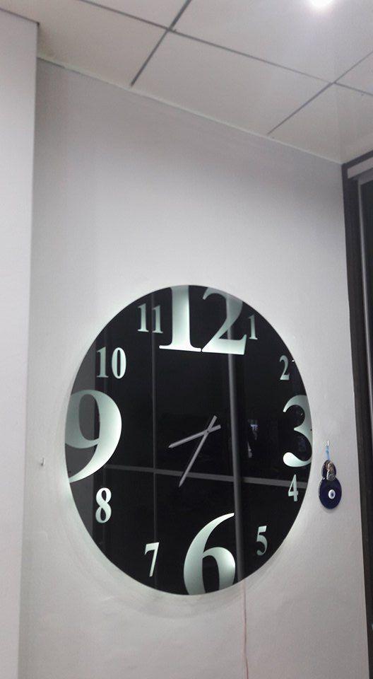 ΚΑΘΡΕΠΤΗΣ CLOCK LETTERS